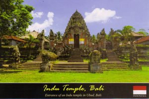 Bali-Entrance-of-an-Indu-temple-in-Ubud