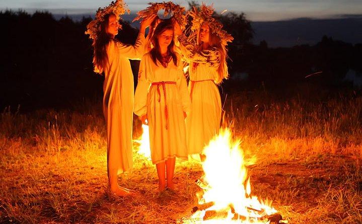 Сценарий праздника иван