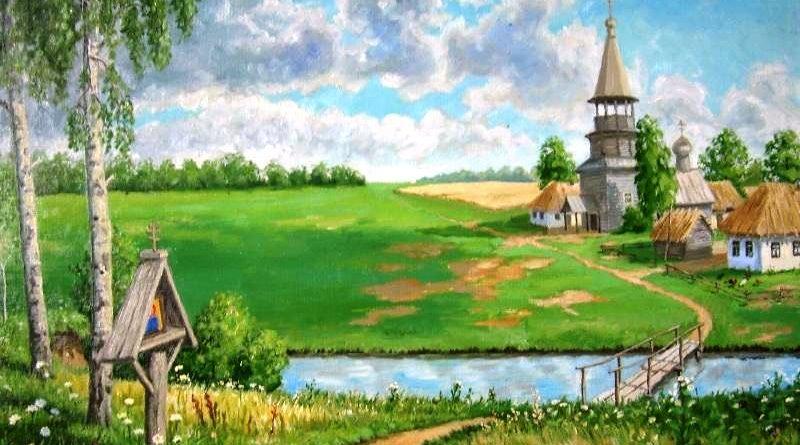 Росиночка-Россия