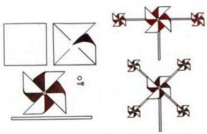 Схема вертушки