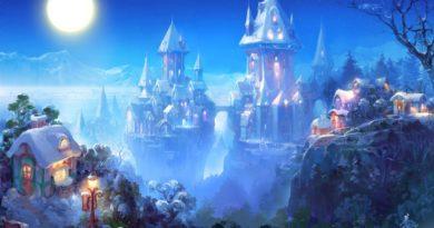 Новогодний дворец