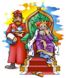 Царь на троне