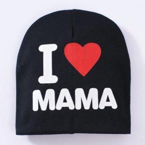 Рэп шапка мама