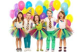 Веселые дети