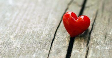 Сердце на полу