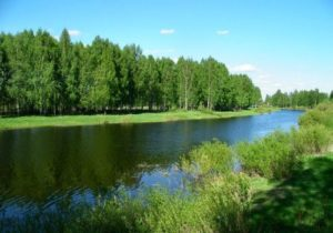 Фото река Луч