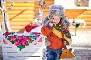 Детские песни на Масленицу