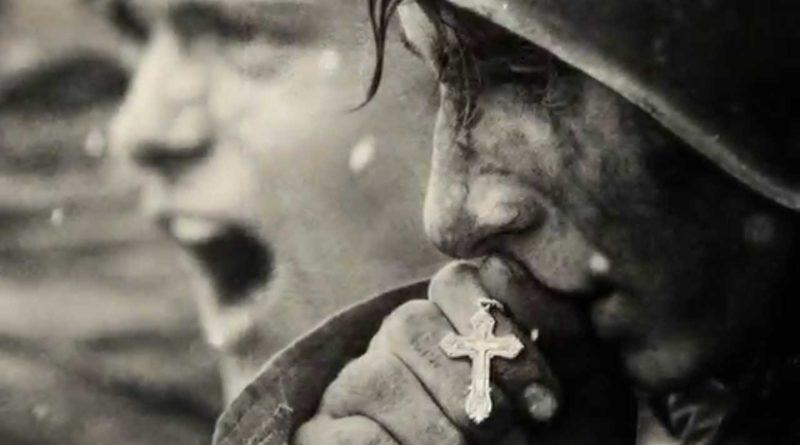 солдат и тишина 1941