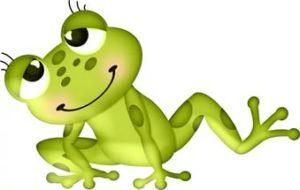 Лягушонок картинка