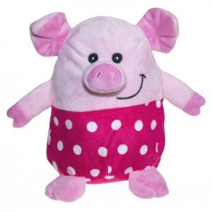 новый год свинья плющевая