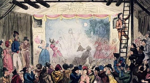 17 век придворный школьный театр