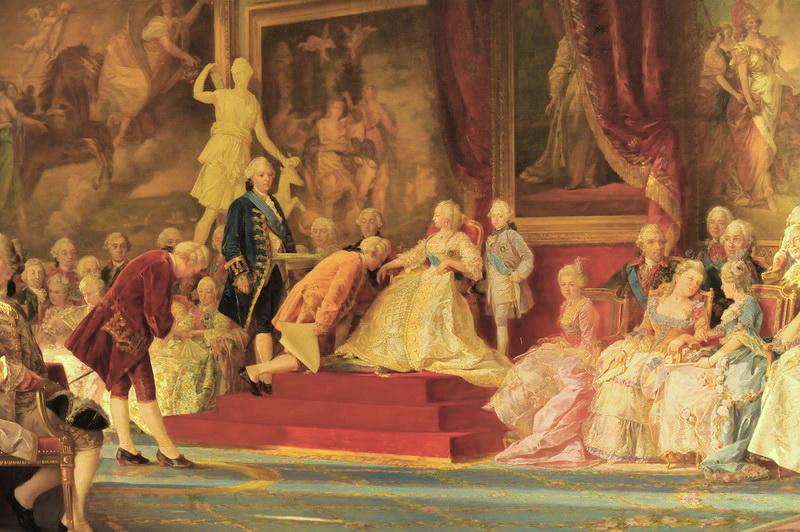 Театр 18 век