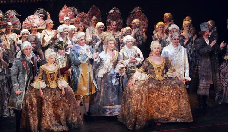 театр Екатерина II