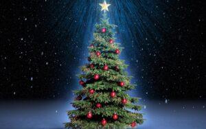 клипарт елка новогодняя