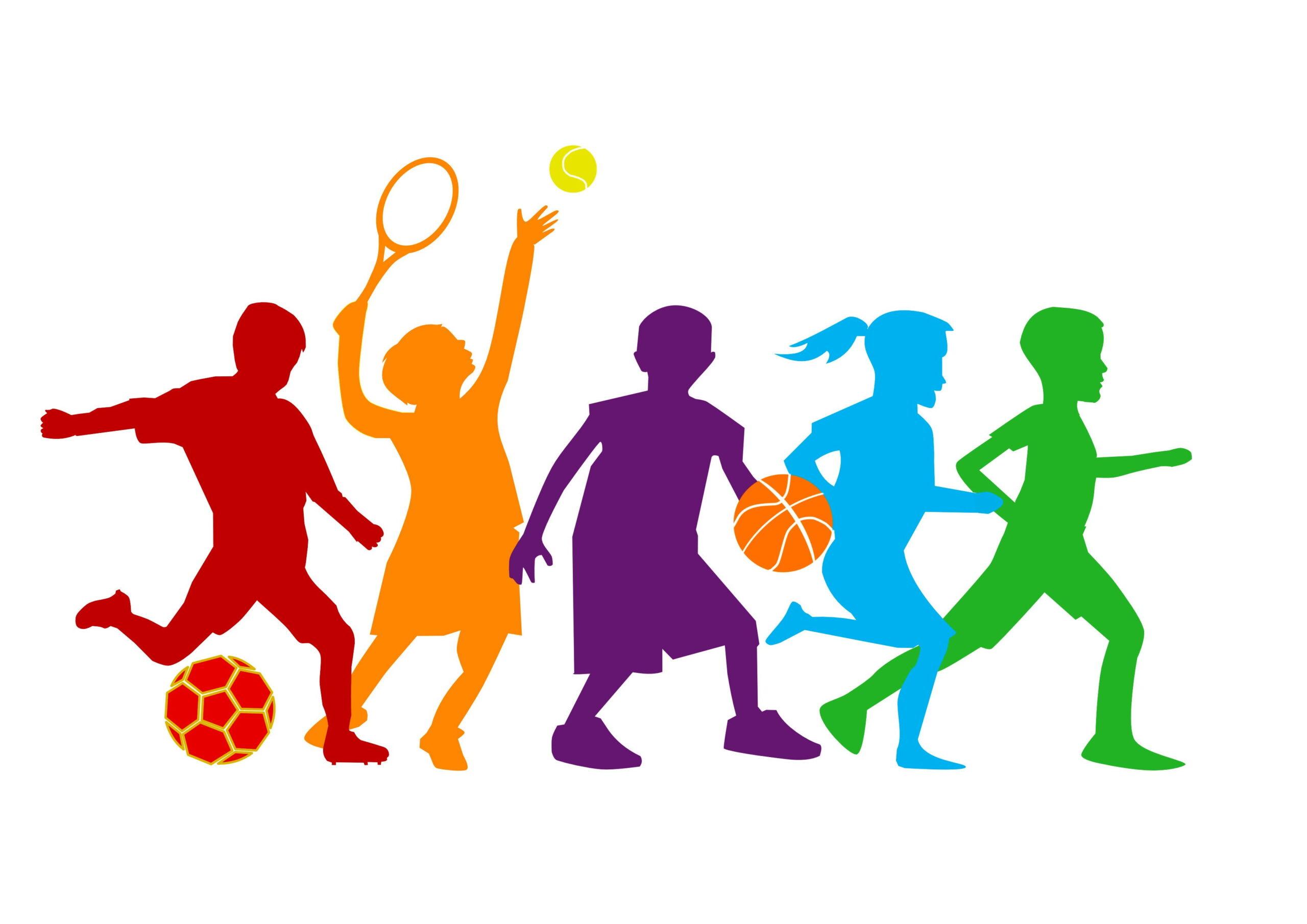 Спортивный праздник логотип