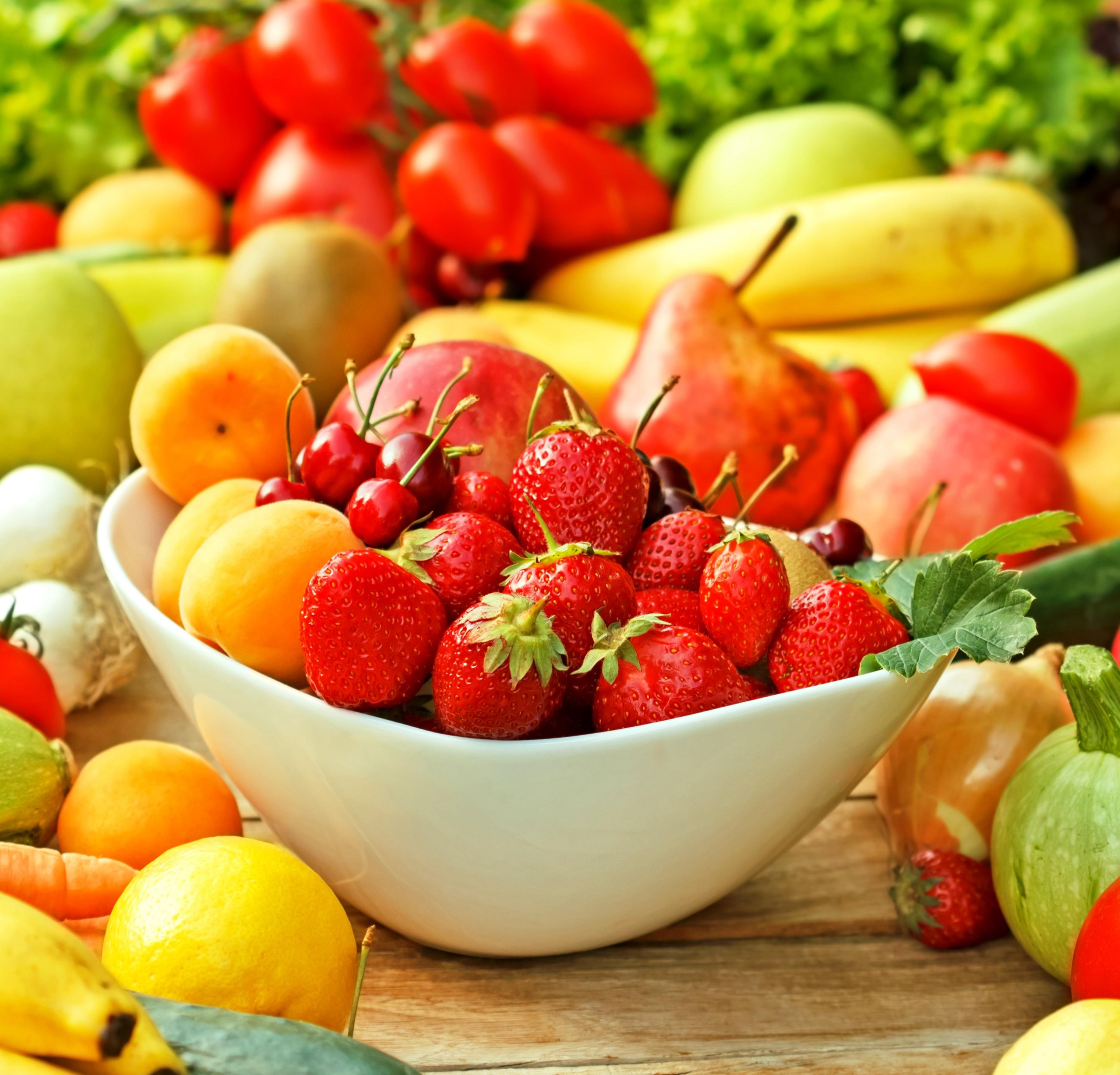Офощи и фрукты
