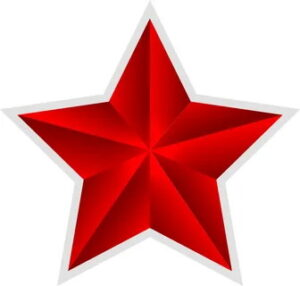 красная звездочка