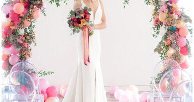 Свадьба арка из шаров