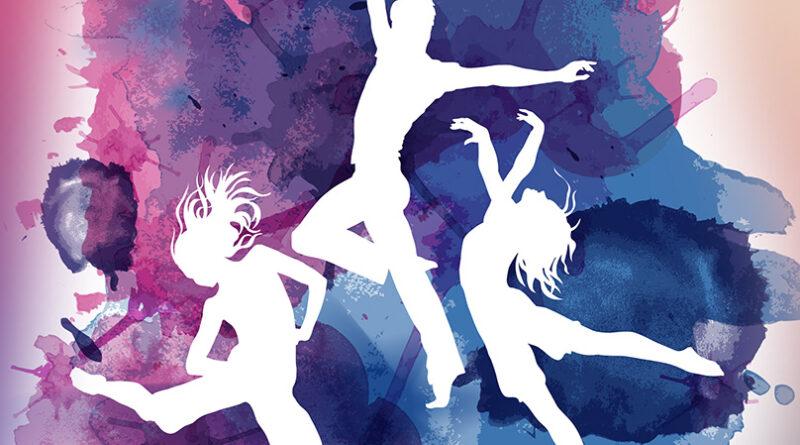 танцы рисунок