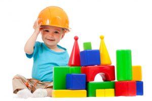 юные строители