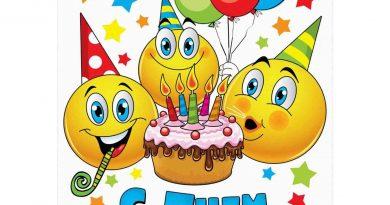 день рождения ребенка картинки