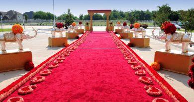 индийская свадебная дорожка