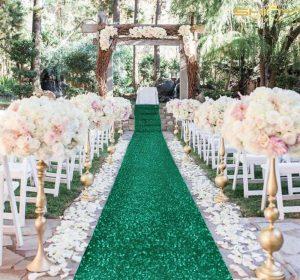 ковровая дорожка на свадьбе